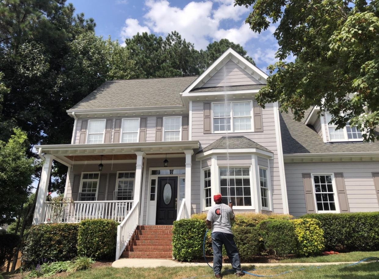 creative exterior residential